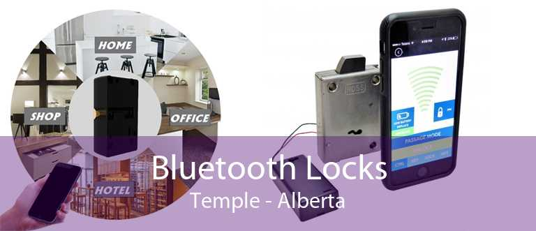 Bluetooth Locks Temple - Alberta