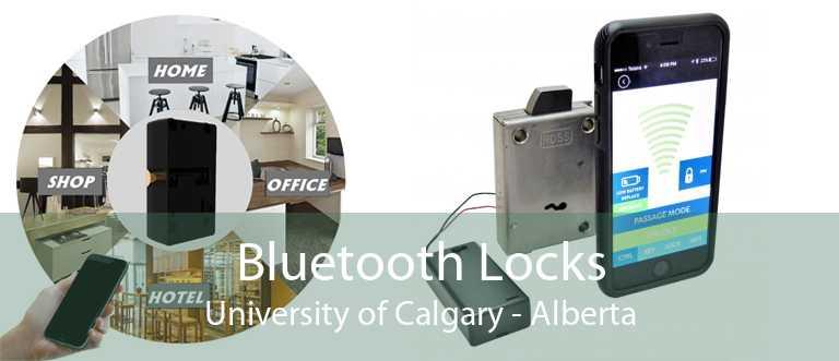 Bluetooth Locks University of Calgary - Alberta