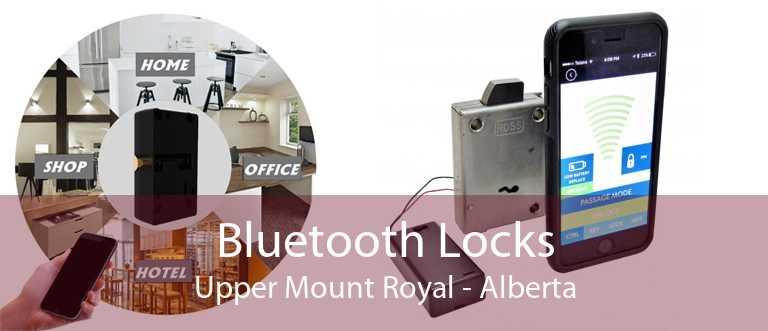 Bluetooth Locks Upper Mount Royal - Alberta