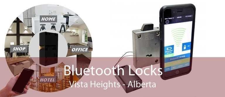 Bluetooth Locks Vista Heights - Alberta