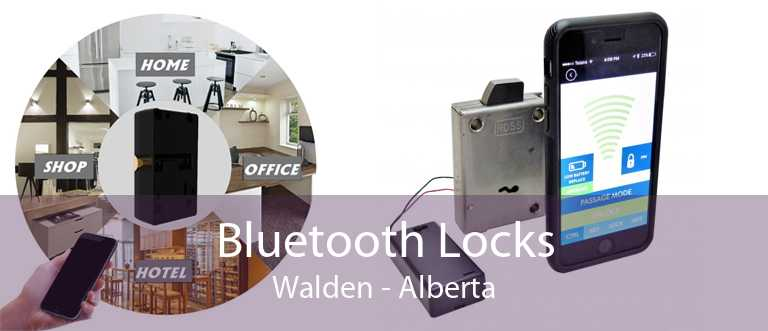 Bluetooth Locks Walden - Alberta
