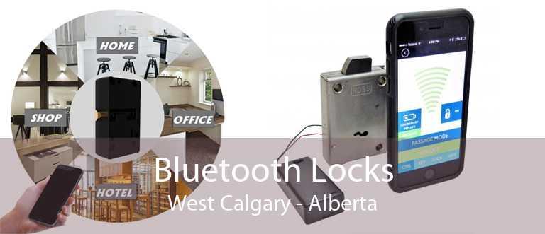 Bluetooth Locks West Calgary - Alberta