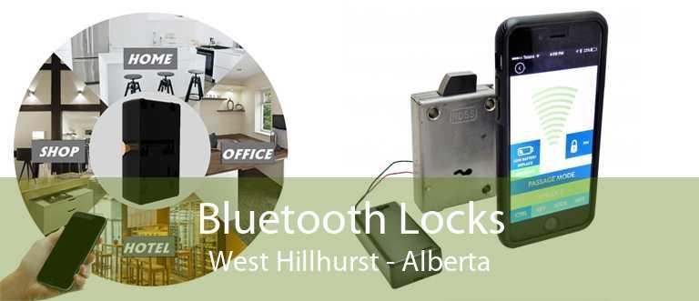 Bluetooth Locks West Hillhurst - Alberta