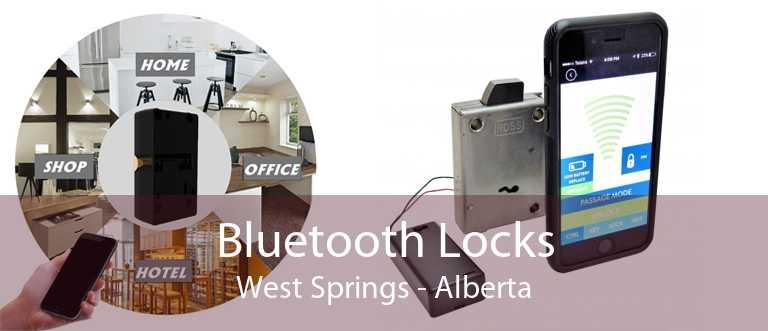Bluetooth Locks West Springs - Alberta