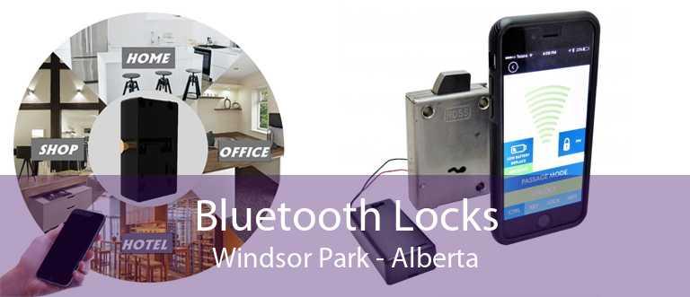 Bluetooth Locks Windsor Park - Alberta