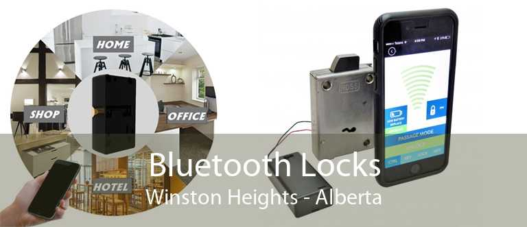 Bluetooth Locks Winston Heights - Alberta