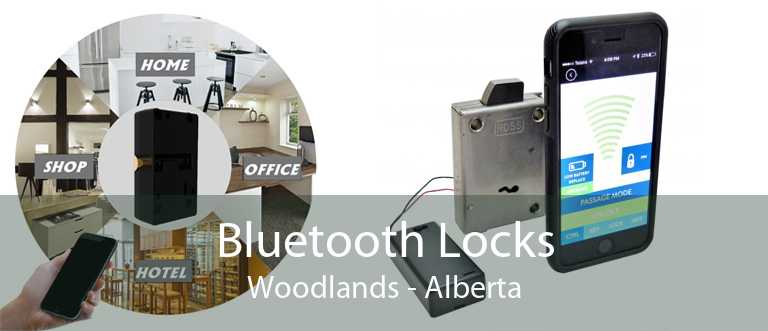 Bluetooth Locks Woodlands - Alberta