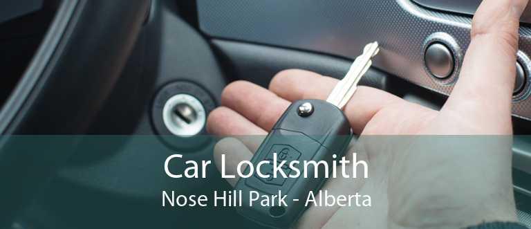 Car Locksmith Nose Hill Park - Alberta
