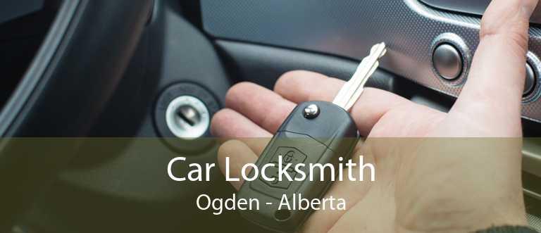 Car Locksmith Ogden - Alberta