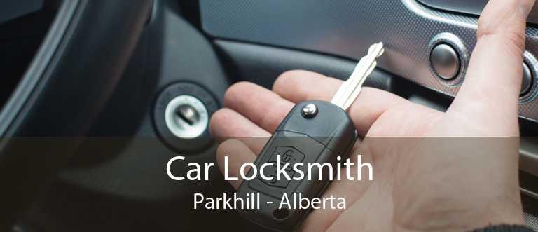 Car Locksmith Parkhill - Alberta