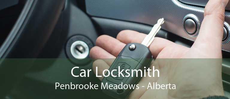 Car Locksmith Penbrooke Meadows - Alberta