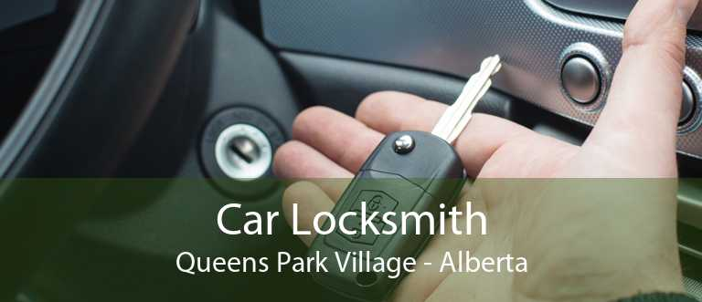 Car Locksmith Queens Park Village - Alberta