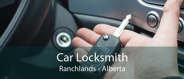 Car Locksmith Ranchlands - Alberta