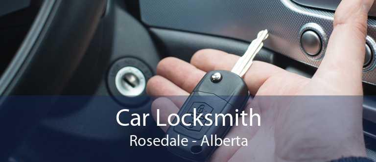 Car Locksmith Rosedale - Alberta