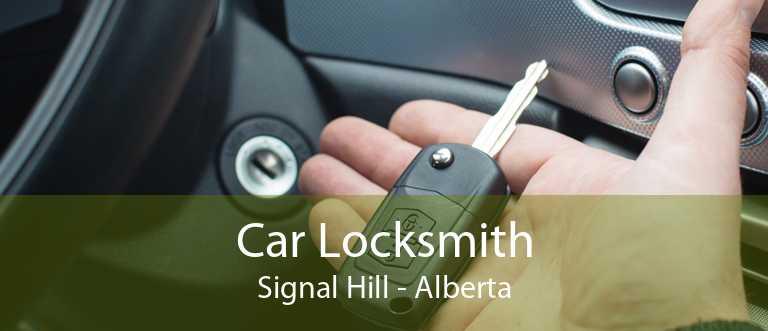 Car Locksmith Signal Hill - Alberta
