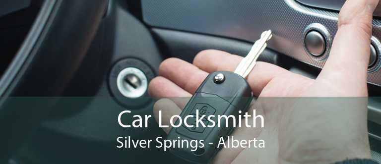 Car Locksmith Silver Springs - Alberta