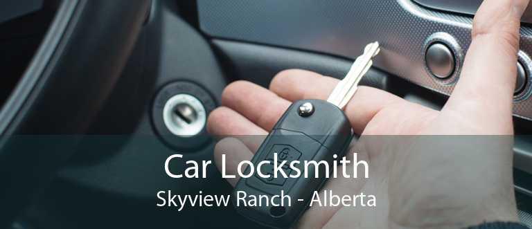 Car Locksmith Skyview Ranch - Alberta