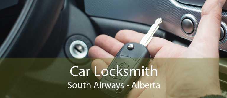 Car Locksmith South Airways - Alberta
