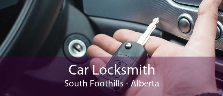 Car Locksmith South Foothills - Alberta