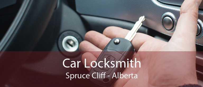 Car Locksmith Spruce Cliff - Alberta