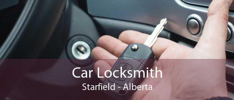 Car Locksmith Starfield - Alberta