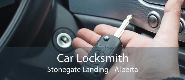 Car Locksmith Stonegate Landing - Alberta
