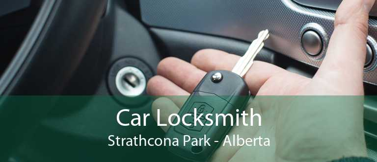 Car Locksmith Strathcona Park - Alberta