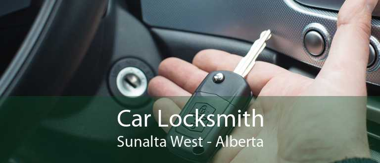 Car Locksmith Sunalta West - Alberta