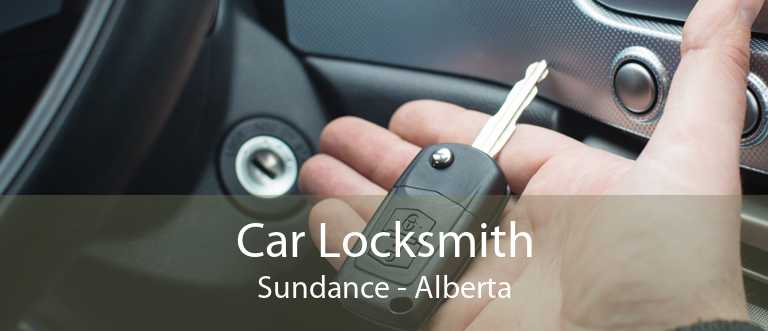 Car Locksmith Sundance - Alberta