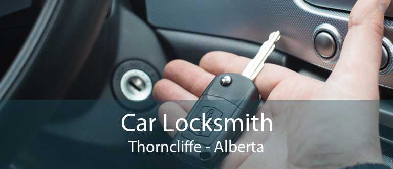 Car Locksmith Thorncliffe - Alberta