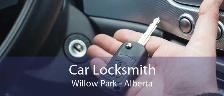 Car Locksmith Willow Park - Alberta
