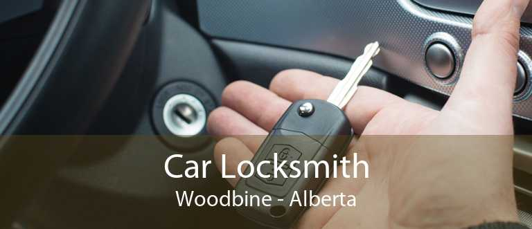 Car Locksmith Woodbine - Alberta