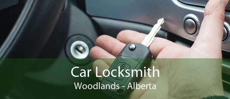 Car Locksmith Woodlands - Alberta