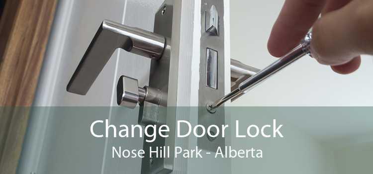 Change Door Lock Nose Hill Park - Alberta