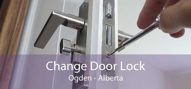 Change Door Lock Ogden - Alberta