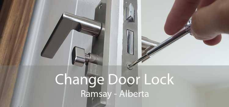 Change Door Lock Ramsay - Alberta