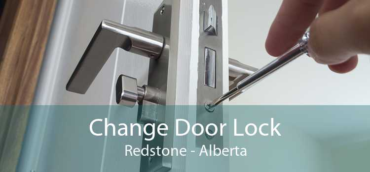 Change Door Lock Redstone - Alberta