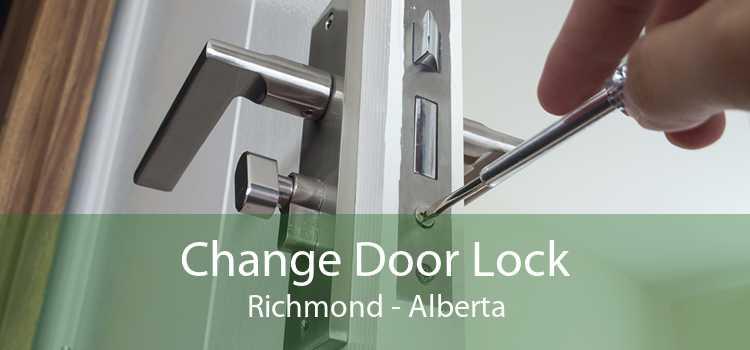 Change Door Lock Richmond - Alberta