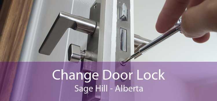 Change Door Lock Sage Hill - Alberta