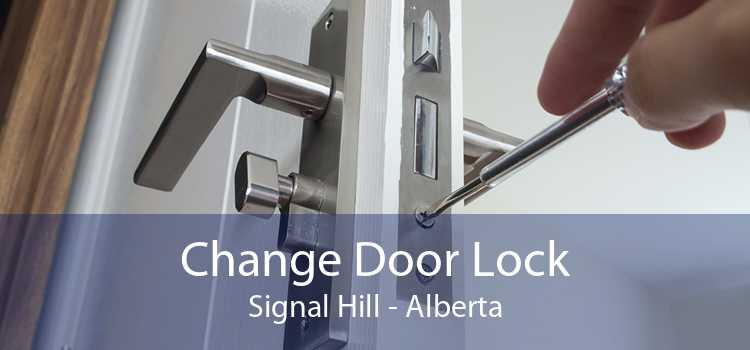 Change Door Lock Signal Hill - Alberta