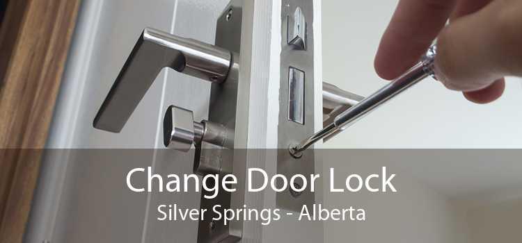 Change Door Lock Silver Springs - Alberta