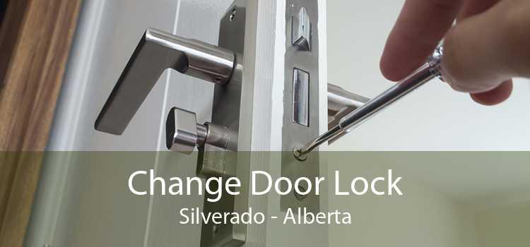 Change Door Lock Silverado - Alberta