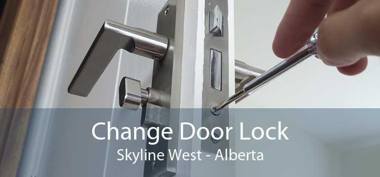 Change Door Lock Skyline West - Alberta