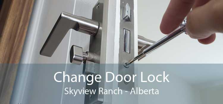 Change Door Lock Skyview Ranch - Alberta