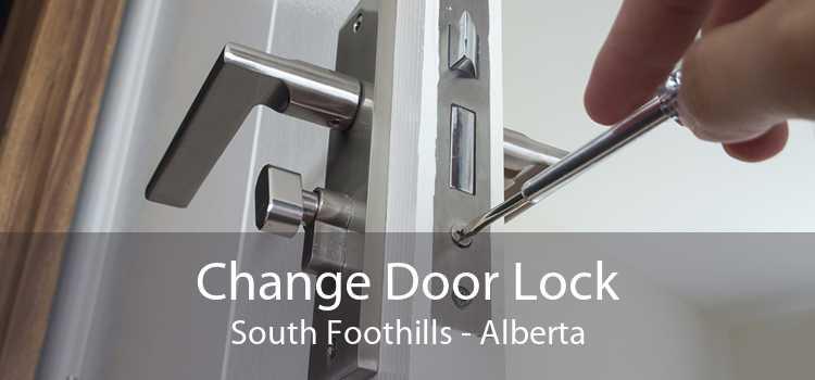 Change Door Lock South Foothills - Alberta