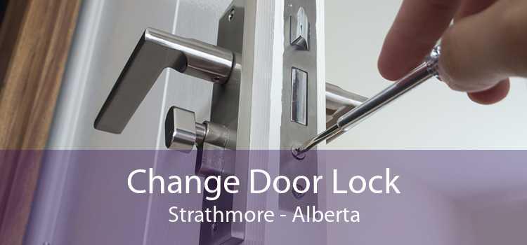 Change Door Lock Strathmore - Alberta