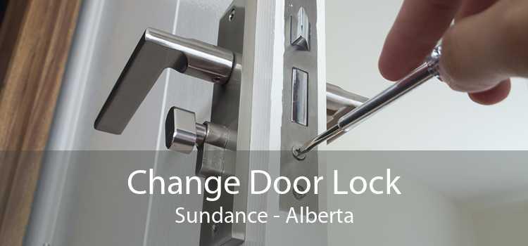 Change Door Lock Sundance - Alberta