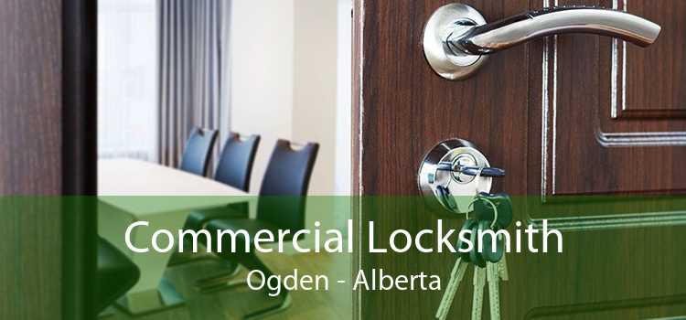 Commercial Locksmith Ogden - Alberta