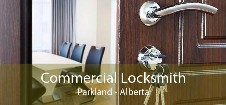 Commercial Locksmith Parkland - Alberta