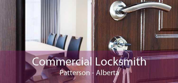 Commercial Locksmith Patterson - Alberta